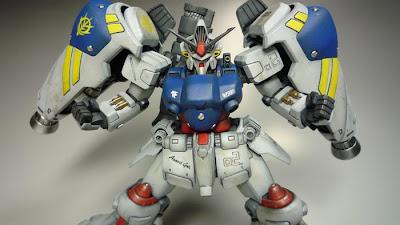HGUC RX-78GP02 Gundam