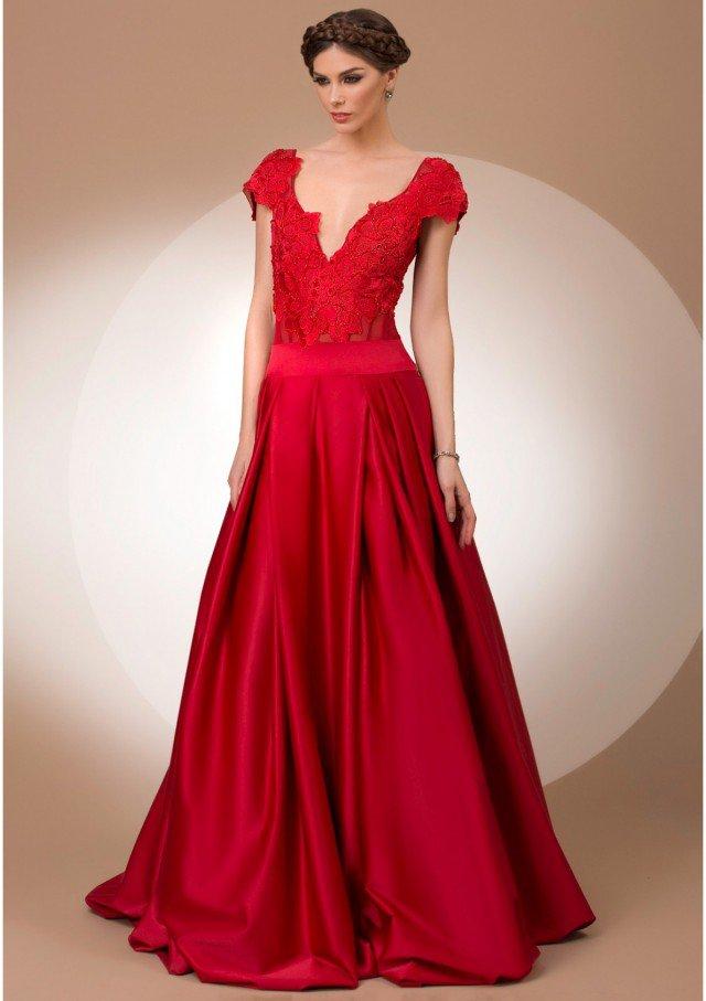 Exclusivos vestidos de noche elegantes