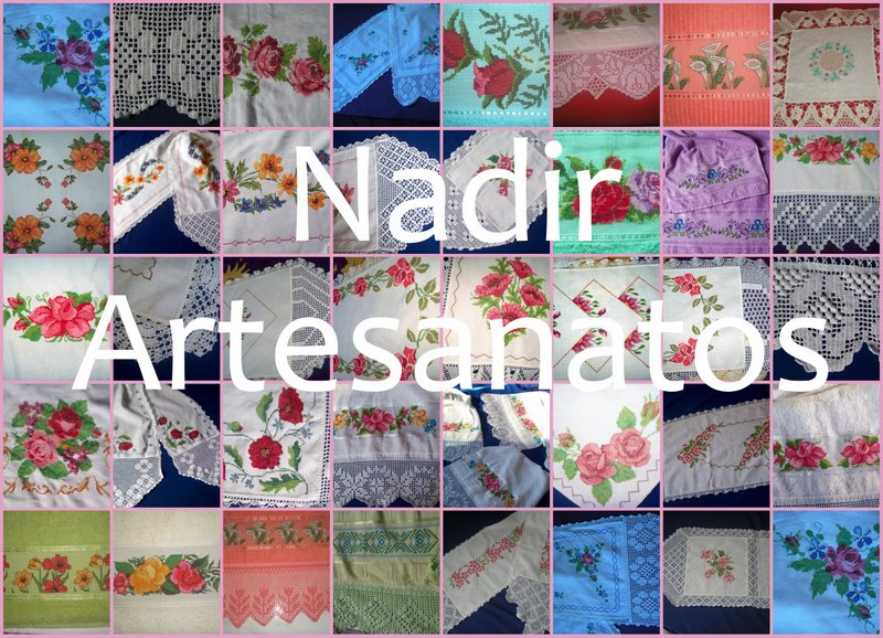 Nadir artesanatos