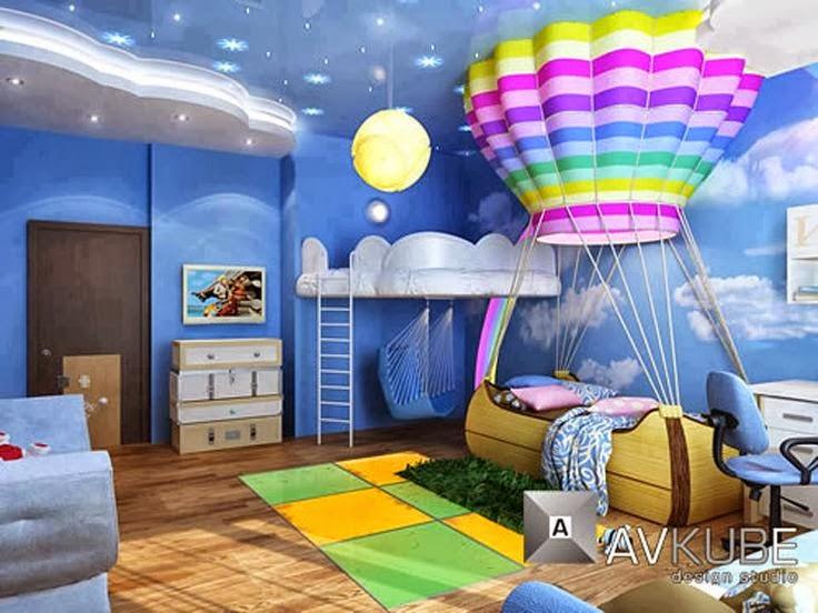 Il mio angolo nel mondo camerette per bambini le pi belle - Camere da principesse ...