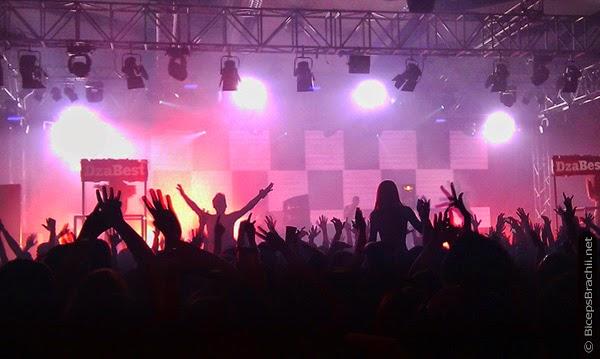 Sander van Doorn - Taksirat 16 music festival 2014 (Metropolis Arena, Skopje, Macedonia)