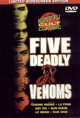 Five Deadly Venoms (1978).