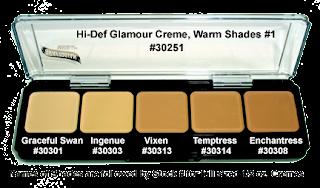 graftobian creme palette warm1