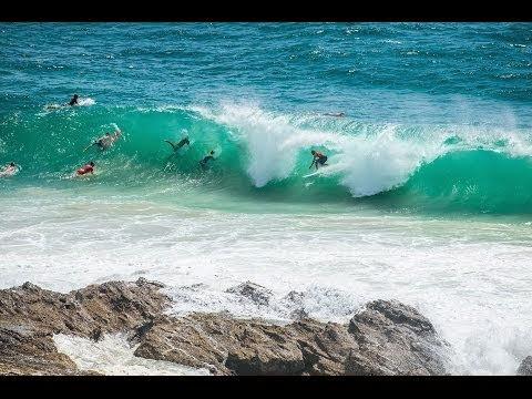 Kelly Slater - Snapper Rocks Freesurf Barrel