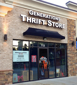 Shop Generations Thrift Store