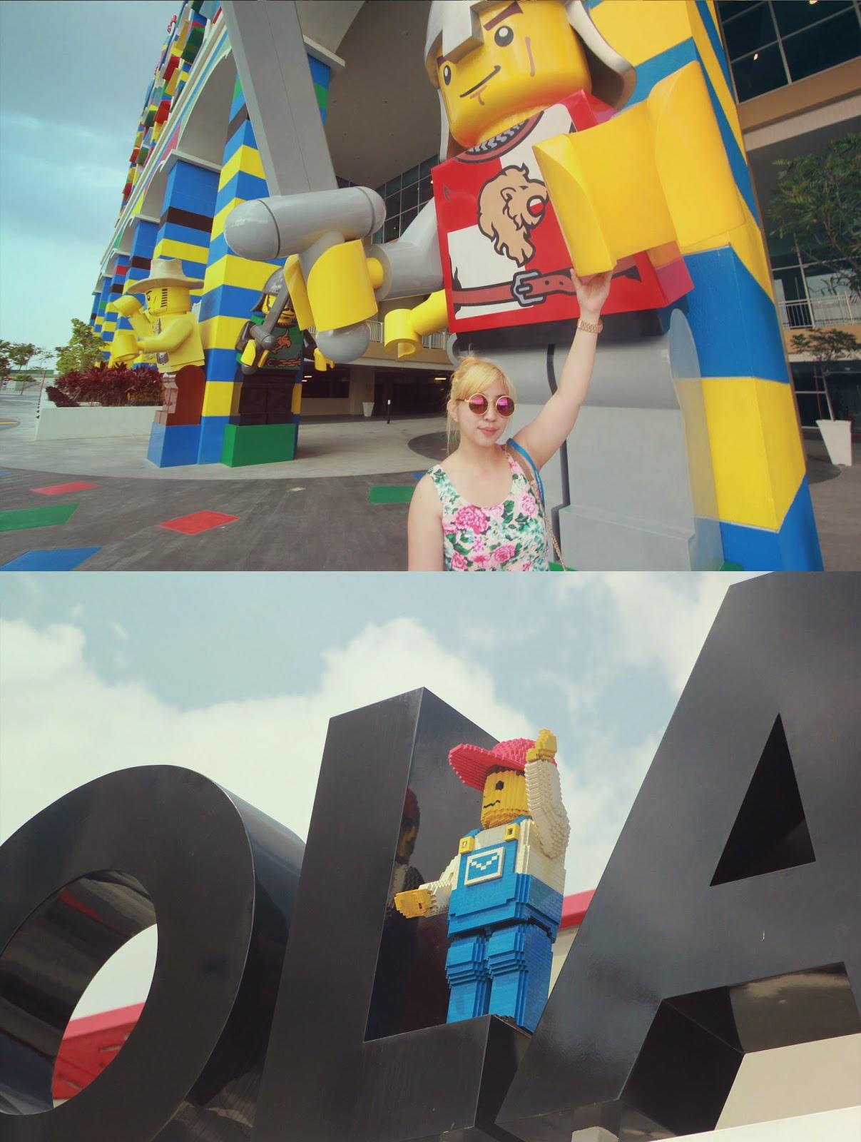 Lego Legoland Malaysia