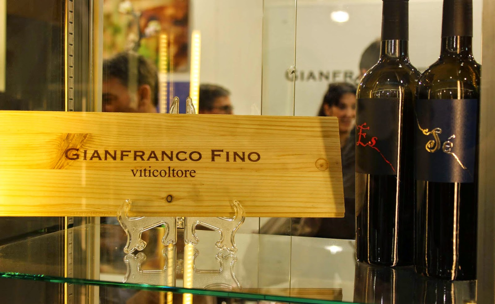 Eniwhere Fashion - Vinitaly 2015 - Gianfranco Fino ES