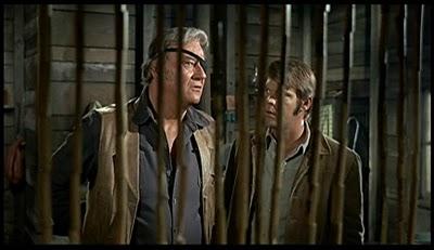 John Wayne Glen Campbell True Grit 1969 movieloversreviews.blogspot.com