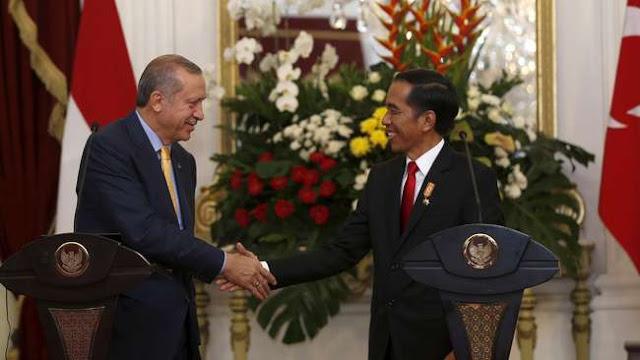 """""""Tamparan"""" Keras Erdogan Kepada Pemerintah Jokowi"""