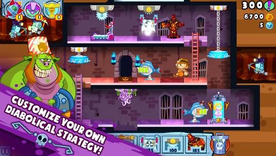 screenshot 3 Castle Doombad v1.01