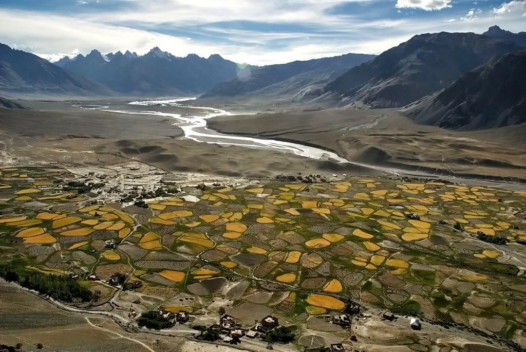 Stongdey Village, Zanskar, Ladakh