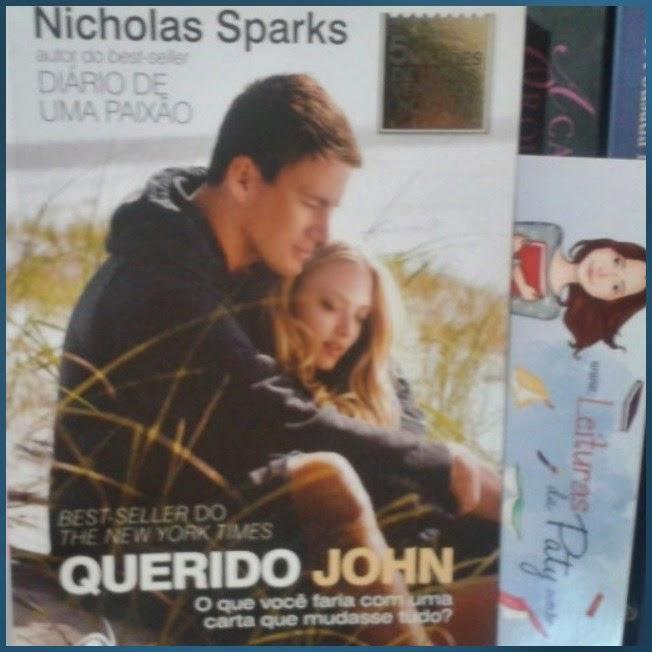 Querido John - Nicholas Sparks - Novo Conceito - Leituras da Paty