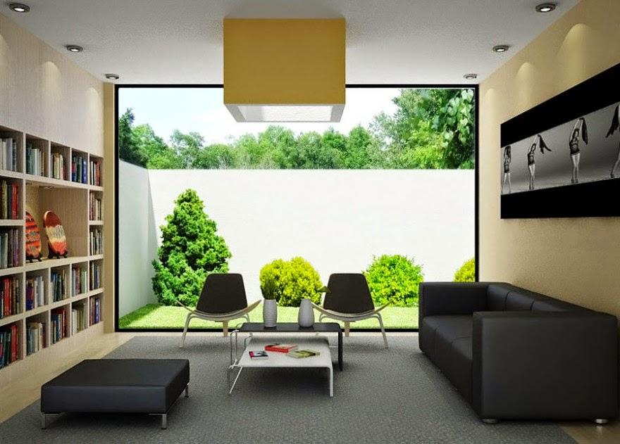 desain rumah tebaru desain ruang tamu minimalis kecil
