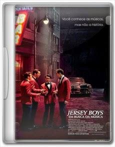 Jersey Boys: Em Busca da Música BDRip AVI Dual Áudio + RMVB Dublado