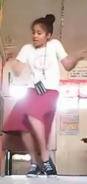 """TWERK  IT  LIKE  MILEY""  DANCE  CRAZE,  GOES  VIRAL!,"