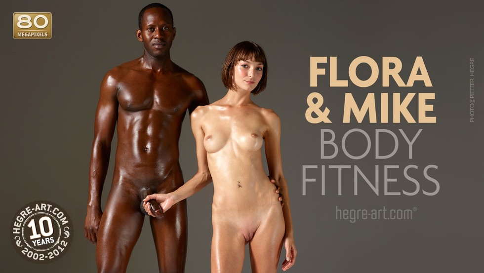 extreme erotic full body massage flora and mike on hegre art
