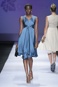 OLUBUNMI ADEMOKOYA: QUEEN OF THE RUNWAY