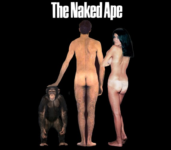 Naked ape victoria principal nude