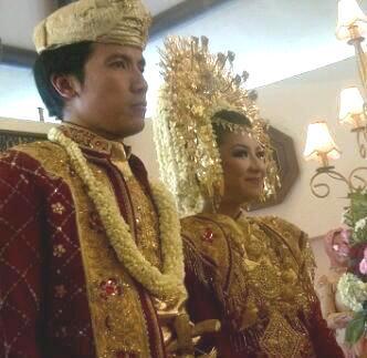 Pernikahan Desta dan Natasha