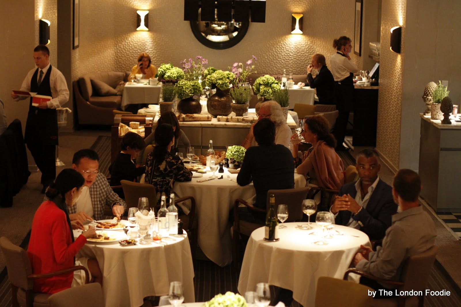 The London Foodie London Restaurant Reviews Koffmanns