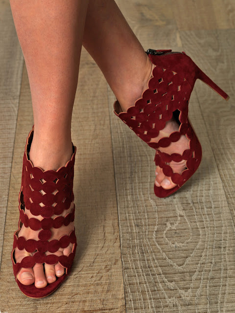 Alternativas de zapatos altos