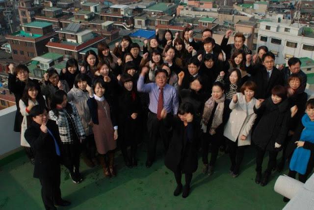 Kyuhyun's father academy 4