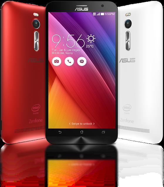 Harga Spesifikasi Asus Zenfone 2 (ZE500CL) Terbaru