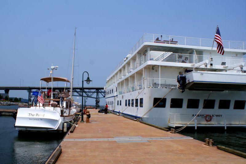 Life In The Slow Lane The Pearl July Yorktown VA - Cruise ship yorktown