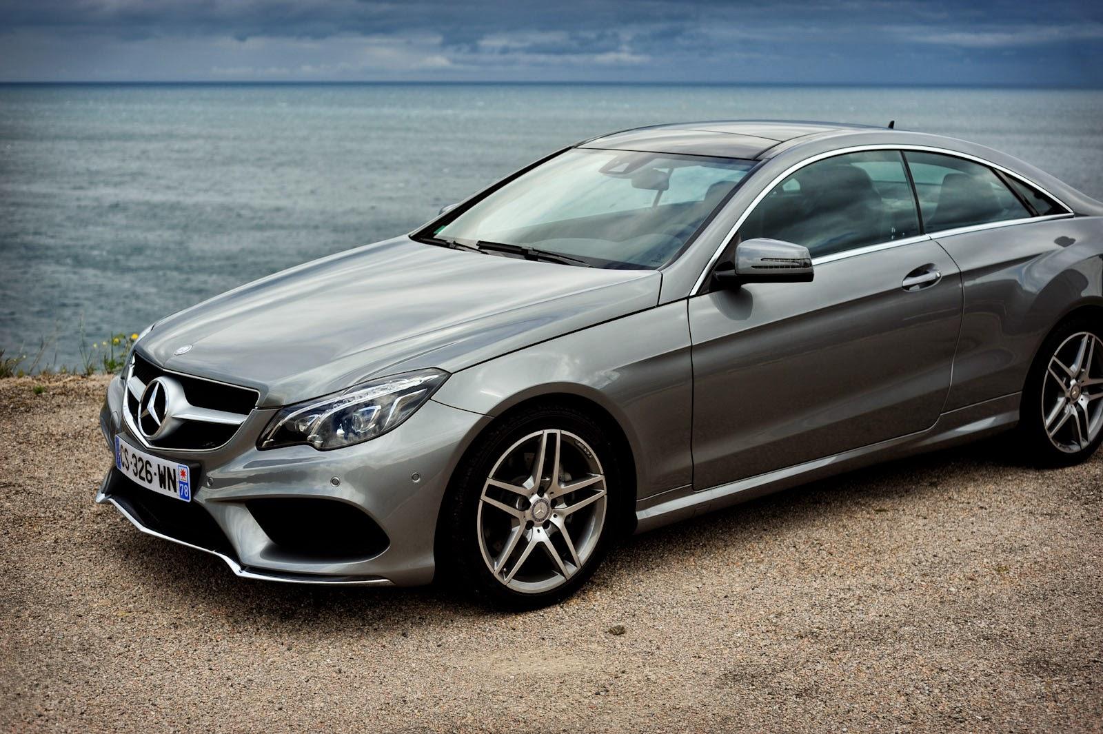 Prezzo Mercedes Classe E Coupè marzo 2015
