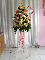Beli dan jual bunga standing flowers murah di jakarta