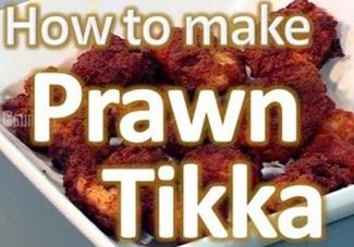 Prawn Tikka masala | Prawn Tikka | Gama Gama Samayal