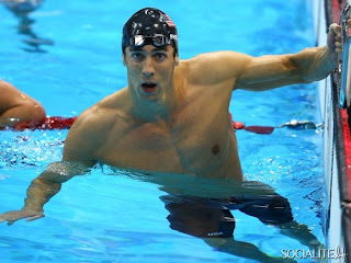 Michael Phelps Body Photos