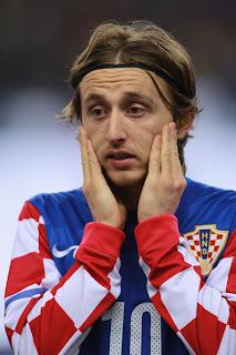 Luka Modric 2012