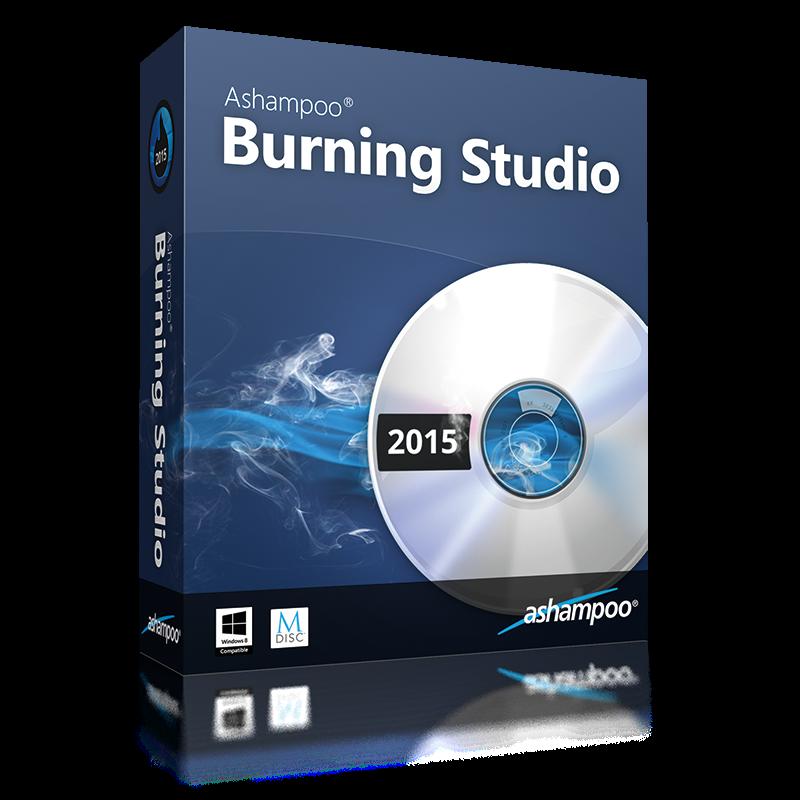 Ashampoo burning studio 10.10.0.1 pc