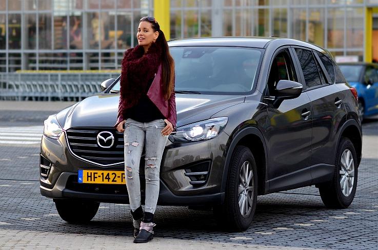 Tamara Chloé, TC Style Clues, Mazda CX-5, Tony Cohen, Zara jeans