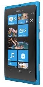 Nokia Lumia 800 OS