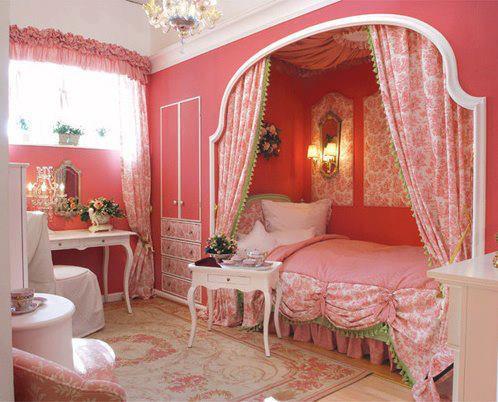Beaux Ides Pour Une Chambre Fille  Intrieur Dcor  Decoration