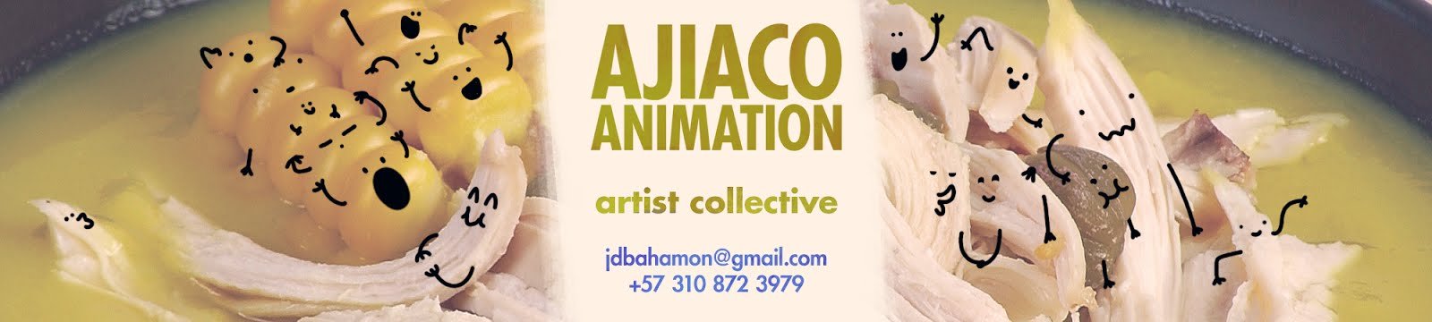 AJIACO ANIMATION