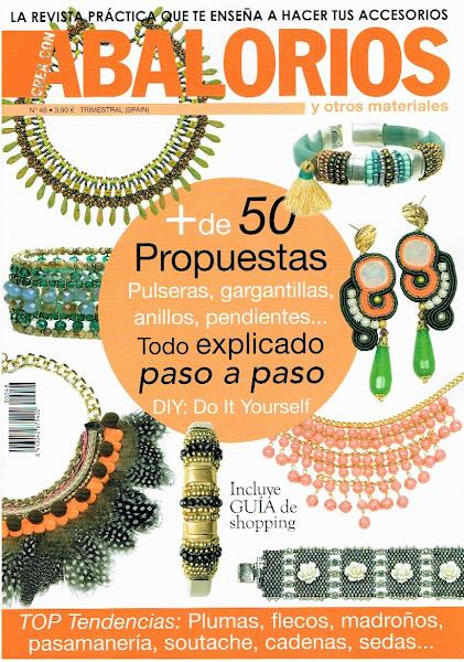 Revistas Online Abalorios Revista Crea Con Abalorios Nº