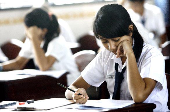 10 Tips Menghadapi Ujian