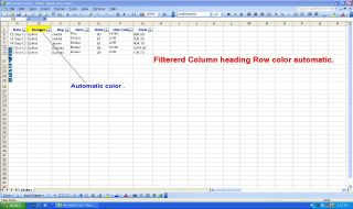 excel how to keep column headings on each page