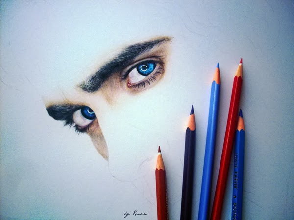 Pencil Drawings by Natasha Kinaru