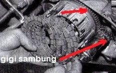 Memperbaiki Mesin Motor Macet Tanpa Dibongkar