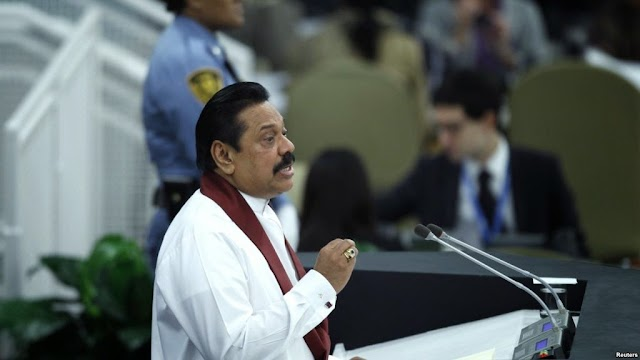 Will Mahinda now look towards UN and US for relief?