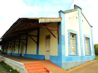 Antiga Estação Ferroviária de São Gabriel