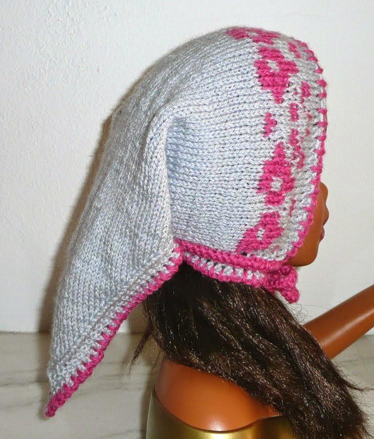 Batic - Caciula tricotata