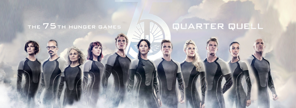 Hunger Games 2 Catching Fire The Tributes Quarter Quell