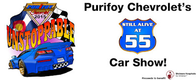 Purifoy Chevrolet Still Alive at 55 Car Show July 11, 2015