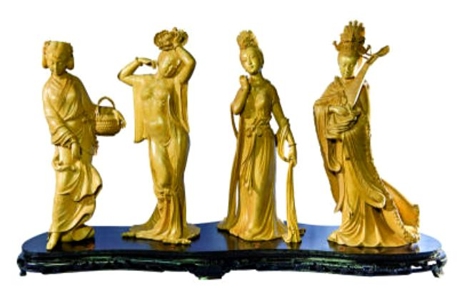 Celestial Artistry - An Exhibition of Carvings by the Grand Masters