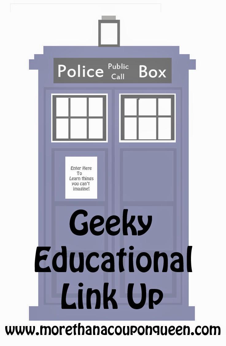 Geeky Educational Link Up - Week 20